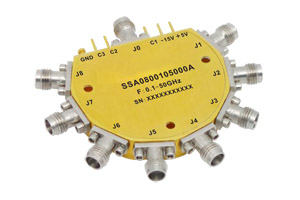 SSA0800105000A Coaxial Switch